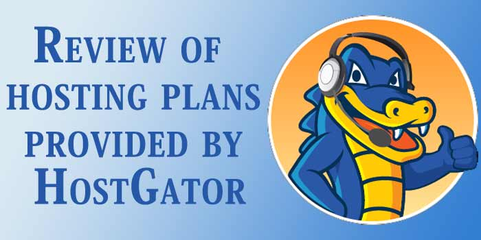 Review of HostGator Plans