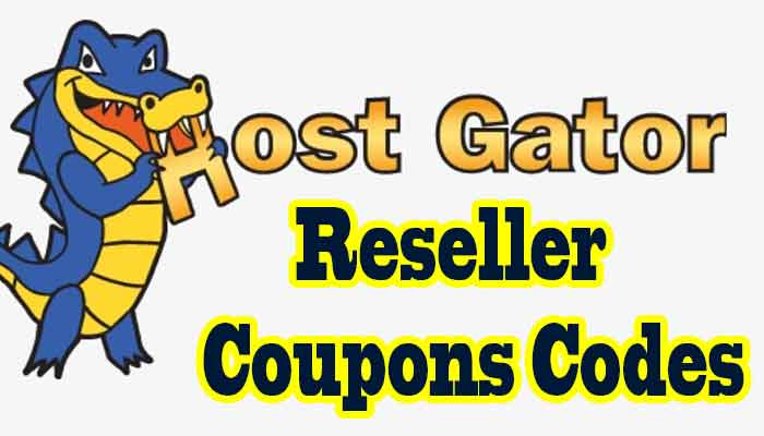 HostGator Coupon Code Reseller