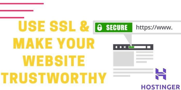 Hostinger SSL Certificate