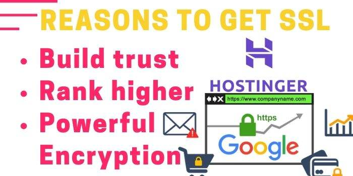 Reasons to get SSL