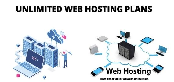 Unlimited Web Hosting Plans