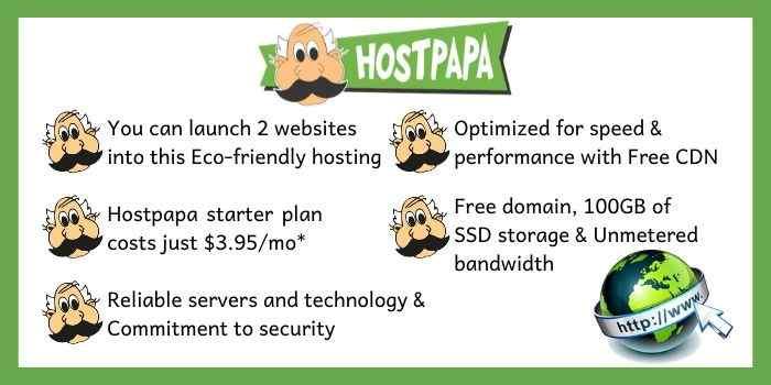 Hostpapa Hosting