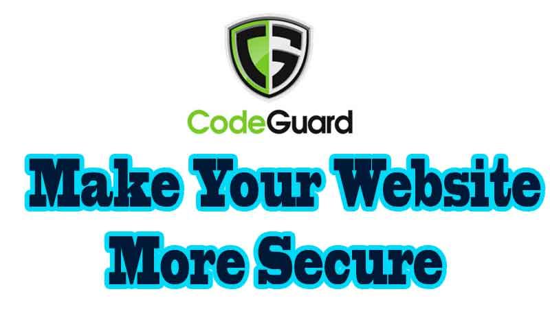 Bluehost CodeGuard