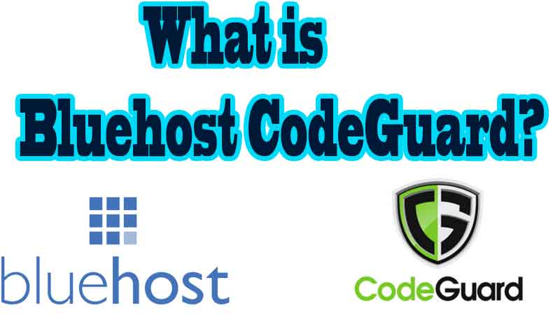 What is Bluehost CodeGuard